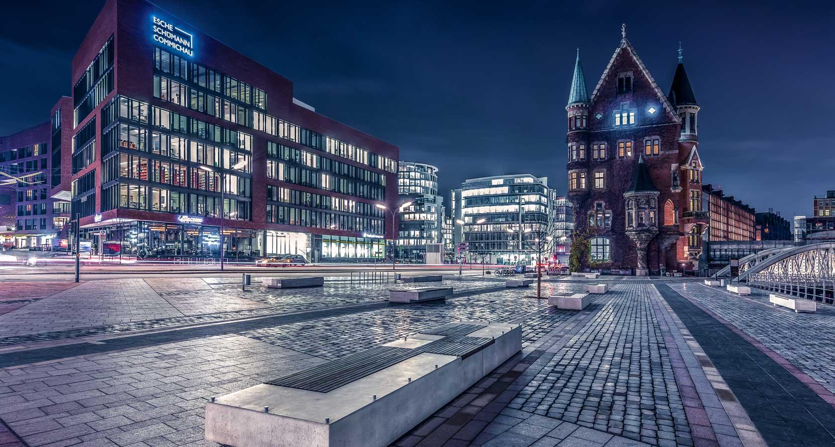 architekturfotografie aus hamburg die architektur der stadt